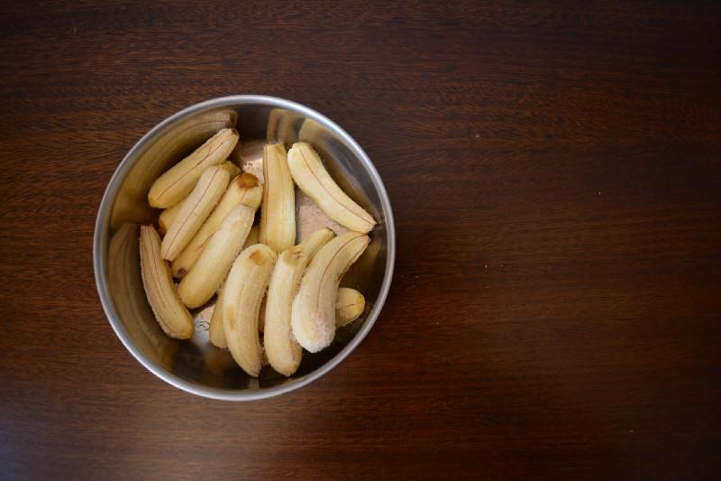 bananas congeladas
