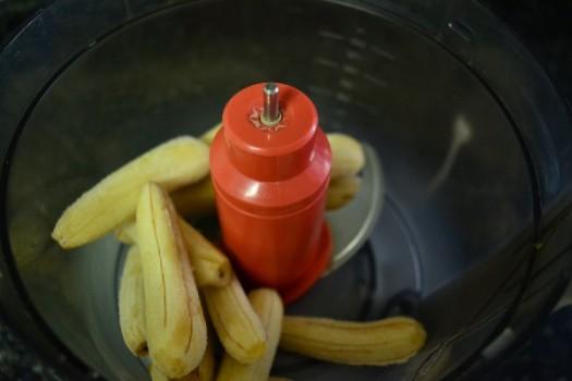 bananas no processador