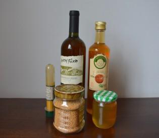 ingredientes mostarda caseira